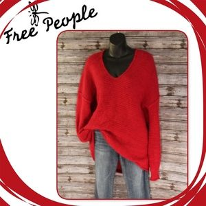 3/30<>Alpaca Knit Tunic Sweater by Free People